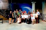 Cast and Hitzeman Staff