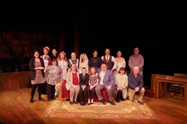 Cast and Staff 2019