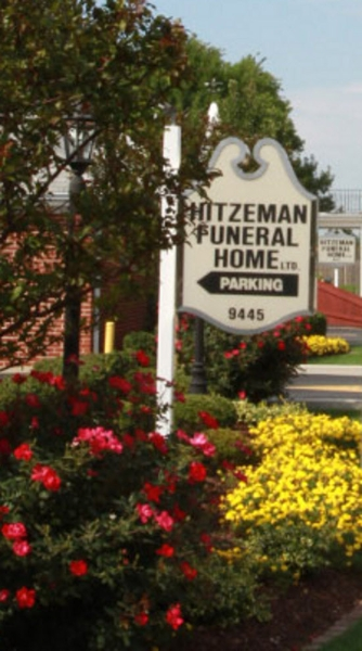 Hitzeman Flower Sign
