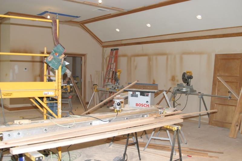 Construction Chapel C