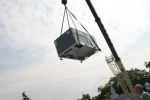 Hoisting Air Conditioner