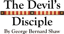Devil's Disciple Logo