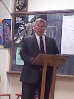 Todd at Seminar