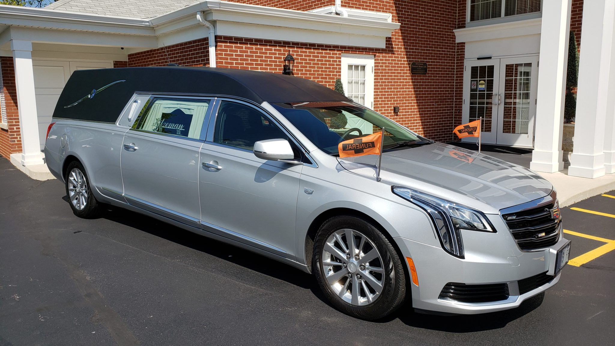 New Hearse Offered In Brookfield Hitzeman Funeral Home