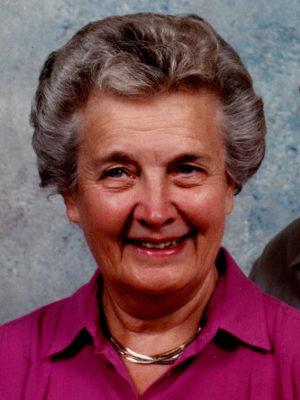 Ethel Marousek